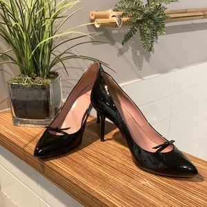 GUCCI Black Heels shoes AUTHENTIC